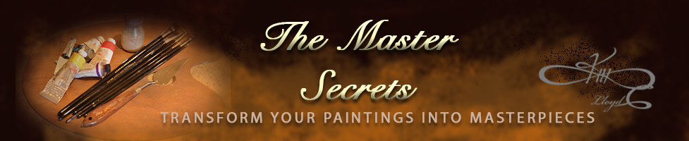 The Master Secrets – oil painting instruction